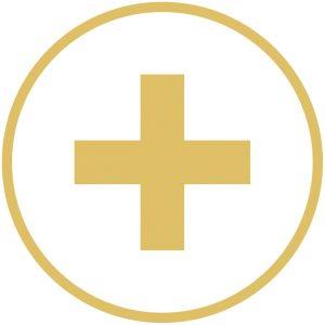 Klinisch getestet Symbol